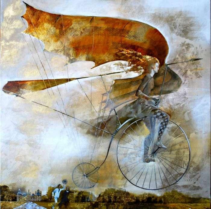 Современный белорусский художник. Oleg Tchoubakov