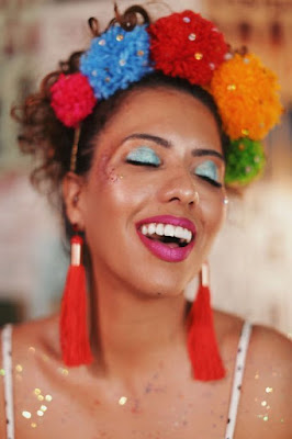 Tiaras diy par carnaval 2020