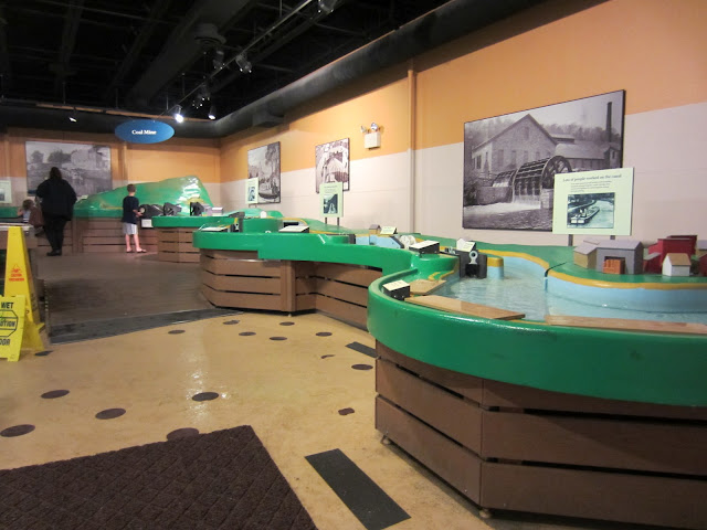Waterworks Exhibit at the Crayola Experience