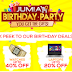 Get Up to 80% Discount On Phones, PC Etc As Jumia Celebrate 4th Year Anniversary