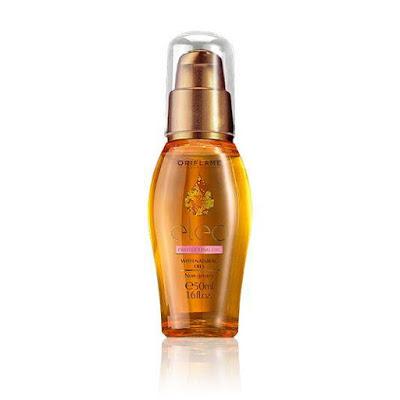 eleo PROTECTING OIL 31614 - Hair Oil Oriflame
