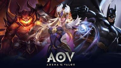 Download Game AOV: Arena Of Valor