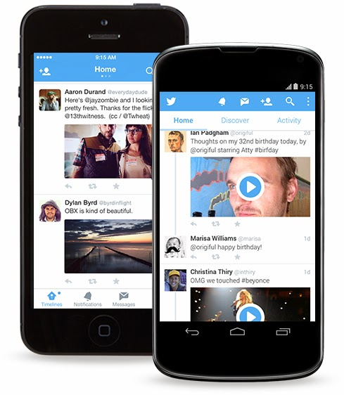 twitter app with photos in Direct Message