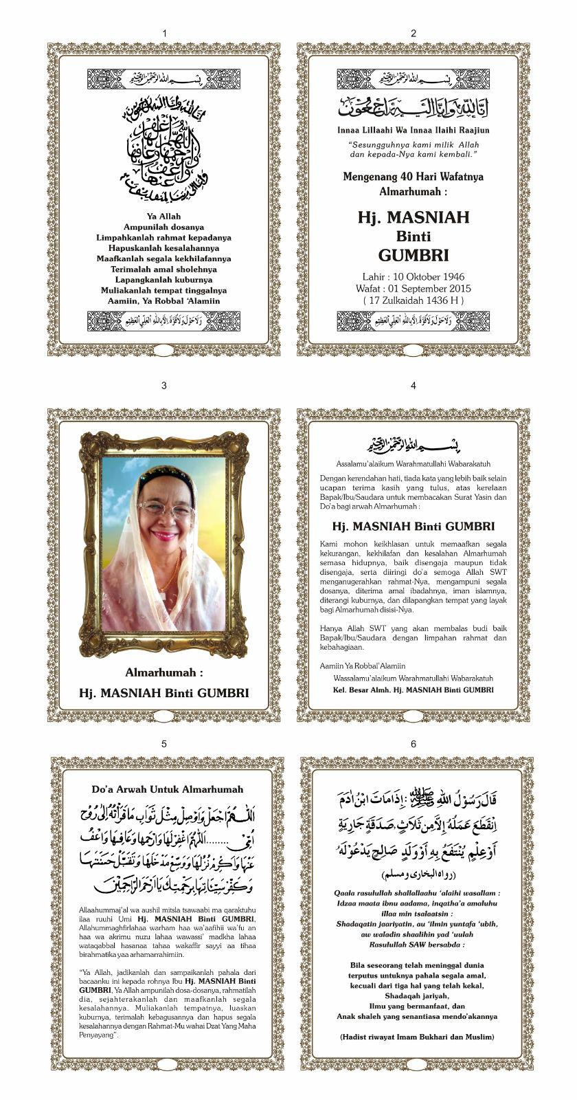 Download Isi Buku Yasin Dan Tahlil Cdr : download, yasin, tahlil, Yasin, Download, Gratis