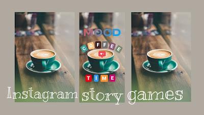 Instagram-story-games
