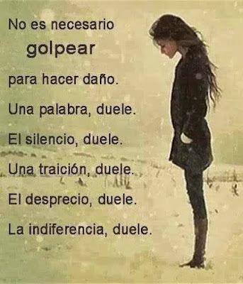 """""""Duele"""" - Imagen"""