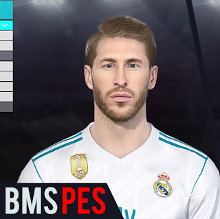 PES 2018 Faces & Tattoos REPACK by bmS