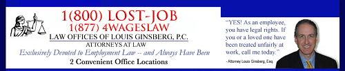 Attorney Jobs New York NY