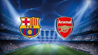 Барселона – Арсенал смотреть онлайн бесплатно 4 августа 2019 прямая трансляция в 21:00 МСК.