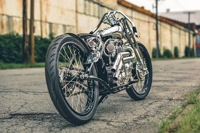 Triumph Bonneville By Origin8or Custom Motorcycles Hell Kustom