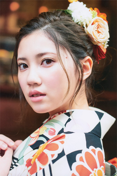 Ryoha Kitagawa 北川綾巴, 20±SWEET 2019年1月10日 (B.L.T.MOOK 27号)