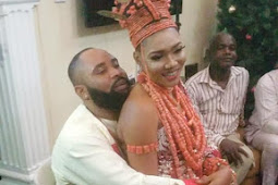 See Photos from Igwe Boston, Antonia Okunbor's Traditional Wedding