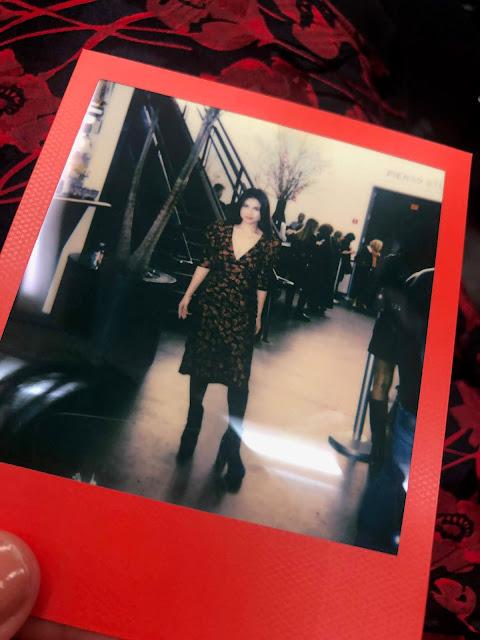 kelly fountain, pier 59, new york fashion week, nyfw