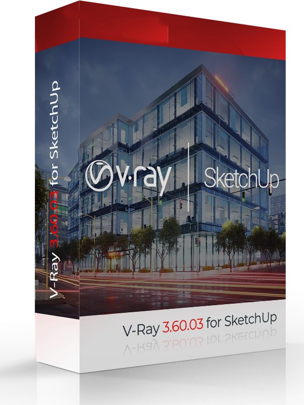 Chaos Group V-Ray 3.6for SketchUp