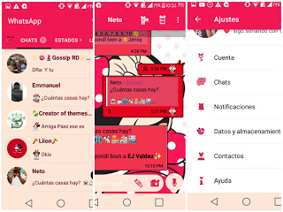 Fouad WhatsApp Mod Apk Minnie Edition Latest Version