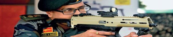 The Firearms Trap: Sandeep Unnithan