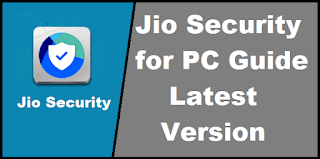 Jio Security for PC