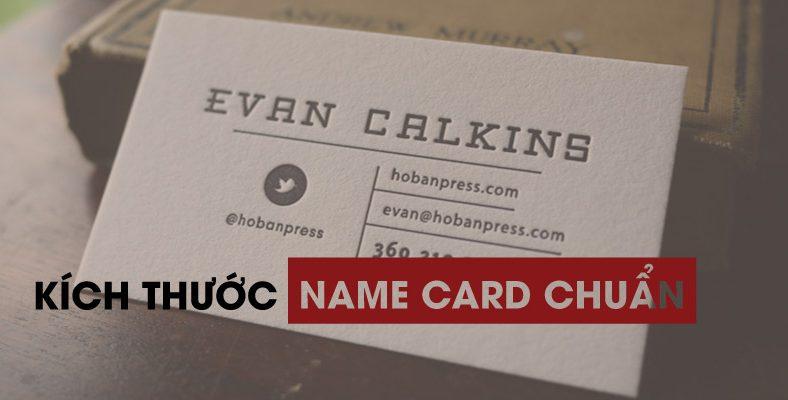 In name card tại Đà Nẵng