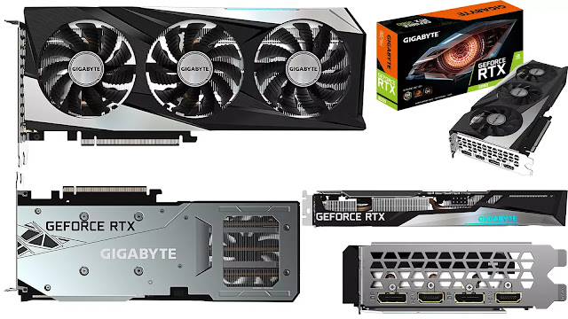 Gigabyte-GeForce-RTX-3060-Gaming-OC-12GB-Top-Front-Side-Back-Box-IO-View