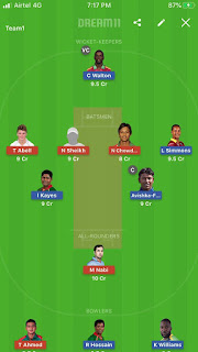 Dream11 Perfect full team astrology