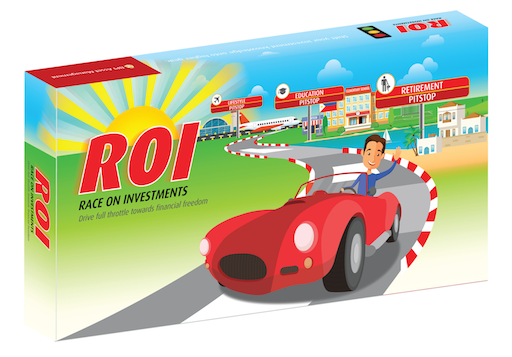 BPI Race on Investment Board Game