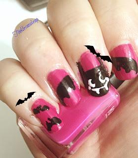 cute_bats_nail_art
