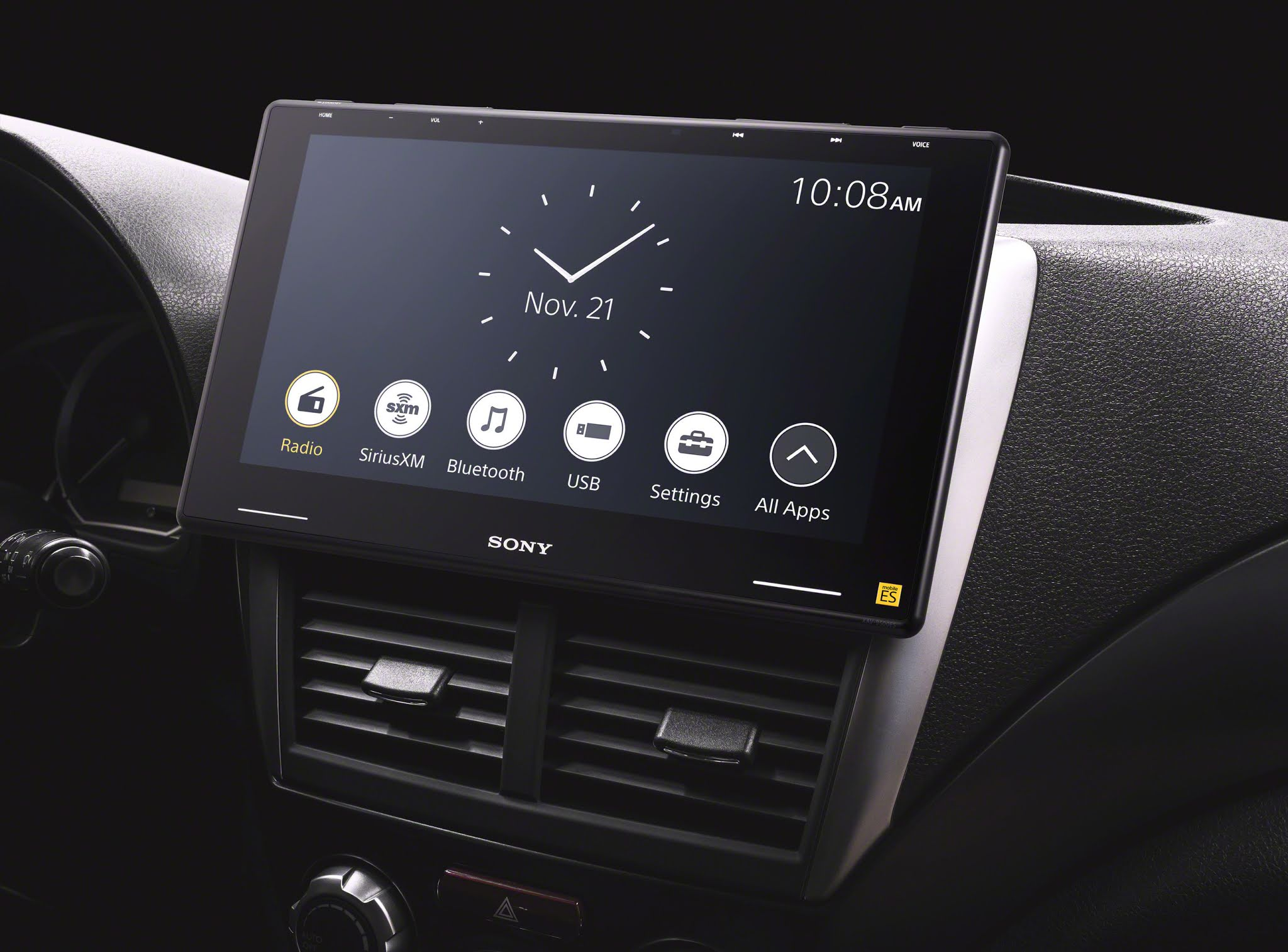 Sony Electronics Welcomes New XAV-9500ES In-car Media Receiver to its Premium Mobile ES Lineup
