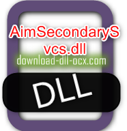AimSecondarySvcs.dll download for windows 7, 10, 8.1, xp, vista, 32bit