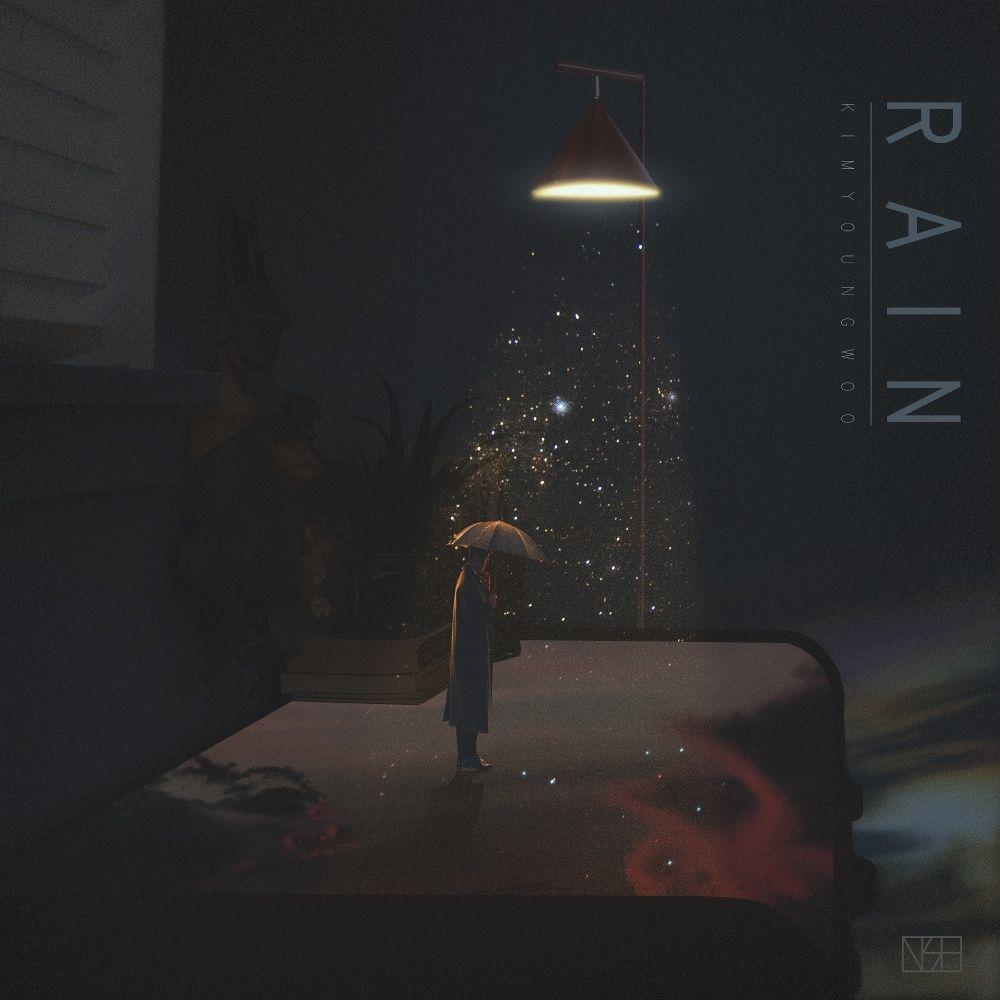 Kim Young Woo – Rain – Single