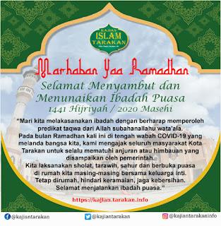 Marhaban Yaa Ramadhan by Kajian Islam Tarakan