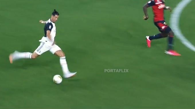 Highlight Genoa 1 - 3 Juventus: Cristiano Ronaldo Hits Stunning Long Range Goal
