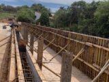 A Ponte em Vicente Pires tem 85% do projeto executados