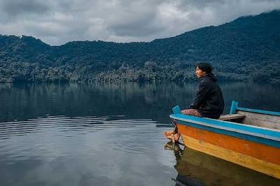 danau depati empat jambi