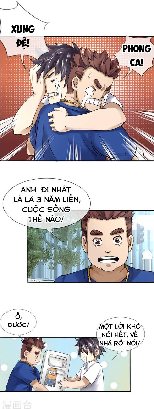 Tuyệt Thế Binh Vương Chapter 7 video - Hamtruyen.vn