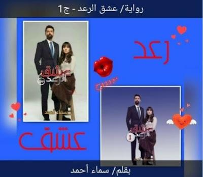 رواية عشق الرعد رعد و عشق وجودي الفصل الثاني 2 بقلم سماء احمد