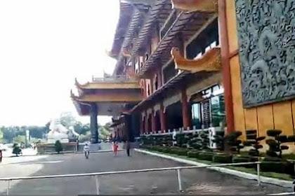 Berkunjung Ke Maha Vihara Adhi Maitreya / Vihara Cemara Asri