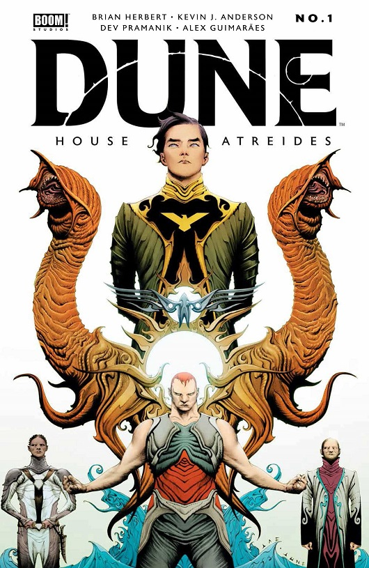 Cover of Dune House Atreides #1