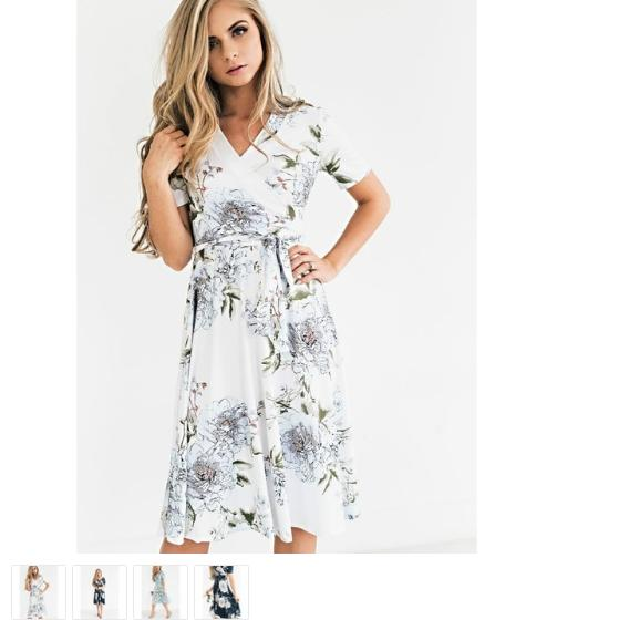 Glamorous Dresses - Short Fall Dresses - Navy Dress Outfit