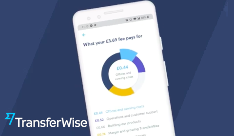 Transparence selon TransferWise