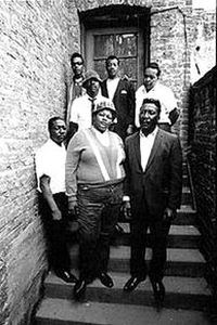 big mama thornton & muddy waters