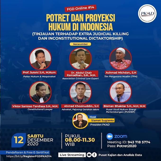 Bagaimana Proyeksi dan Potret Hukum Indonesia Tahun 2020 dan 2021?