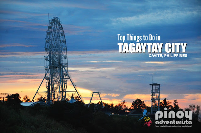 Top things to do in Tagaytay Taal Volcano