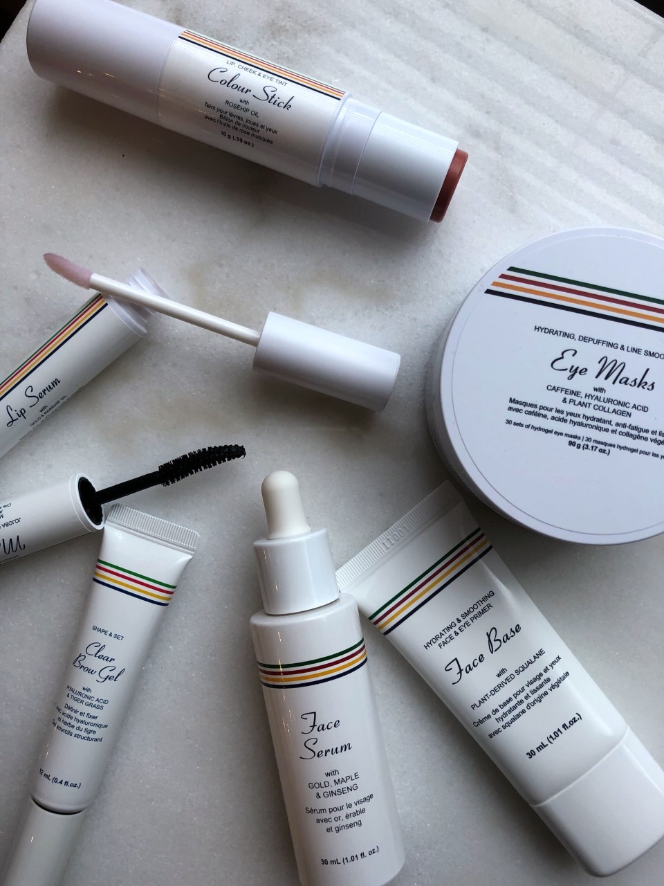 Hudson's Bay Les Essentiels Skincare Collection: A quick review