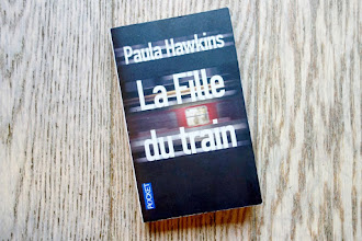 Lundi Librairie : La Fille du train - Paula Hawkins