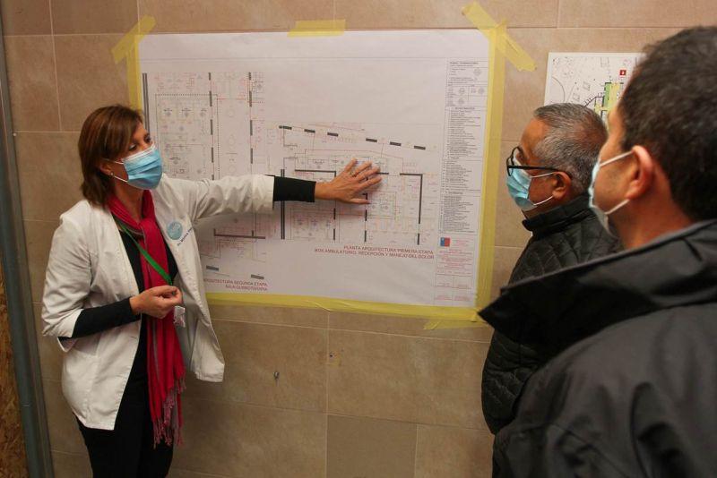 Invierten más de $ 3.000 millones en equipamiento e infraestructura en Hospital Puerto Montt