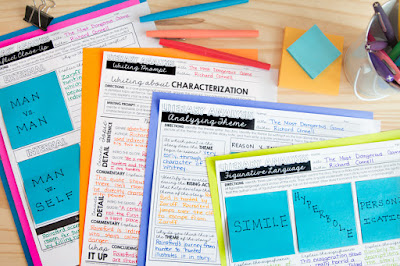 Literary Analysis in the Secondary ELA Classroom