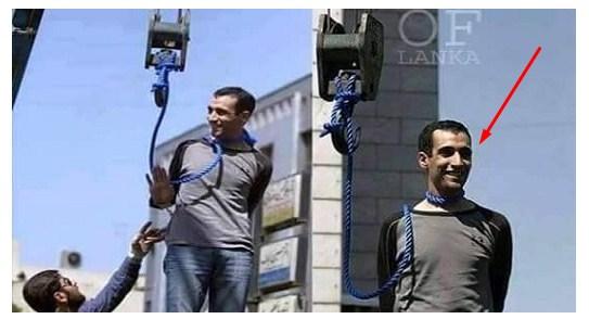 Bobol 217 Bank Israel & Mengambil US$ 3.5 Miliar Dibagikan Untuk Palestina, Hacker Aljazair Dihukum Gantung Tetap Tersenyum