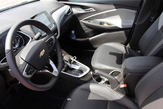 Novo Onix 2020 Sedan (plus) - interior