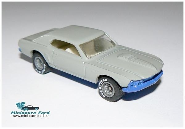 PlayArt, Ford Mustang