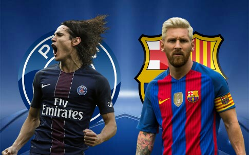 PSG x Barcelona : Horário, Prognóstico, data e TV (Champions League)